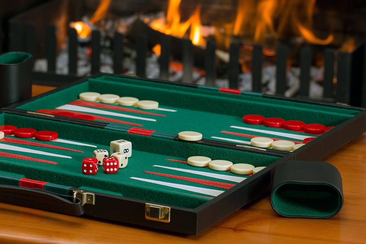 Poker and Backgammon, Chance Reality or Logical Theory